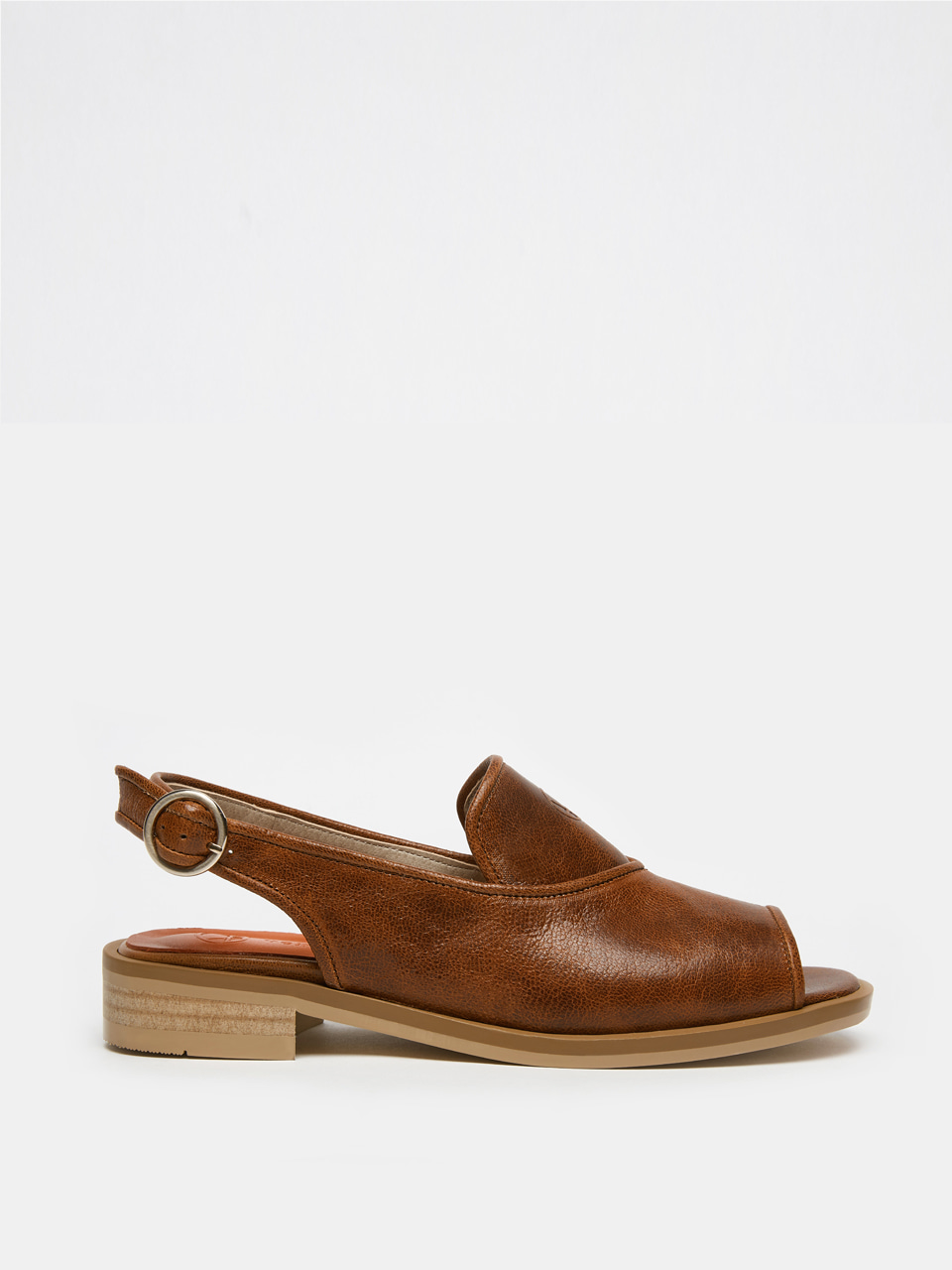 LEAF SANDALS (Brown)