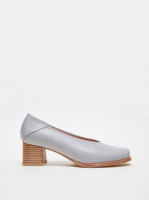 RUBBER HEELS (Light grey)