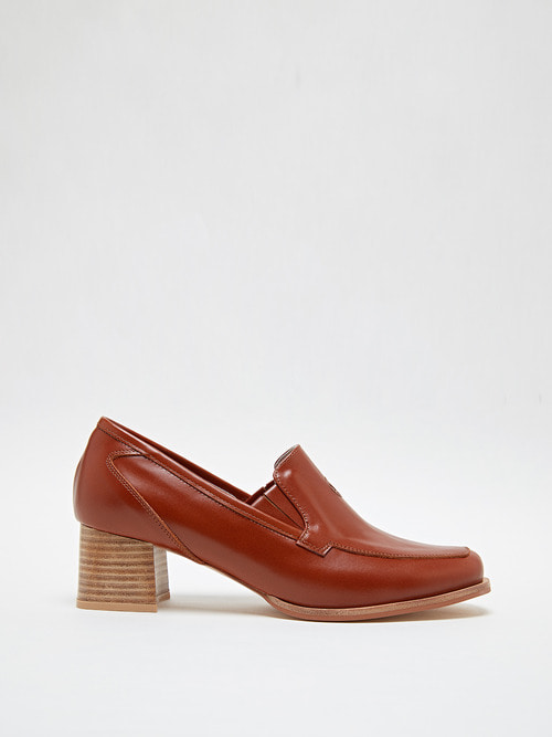 CATHY HEELS (Light brown)