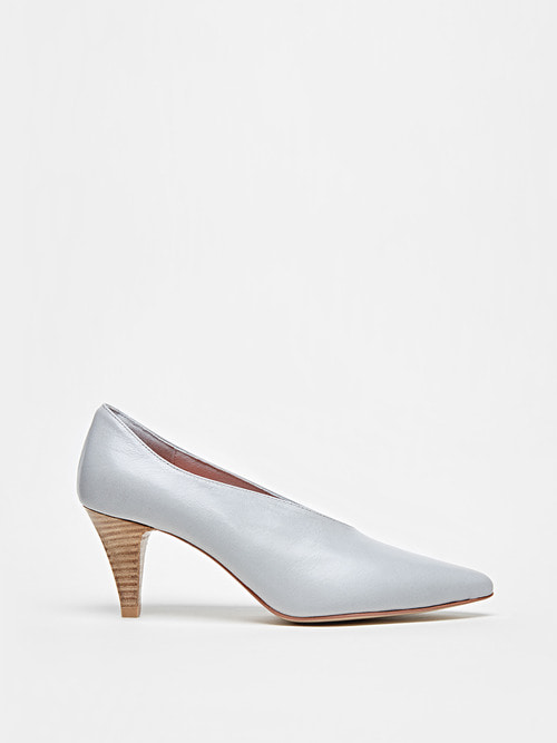 ANNA HEELS (Light grey)