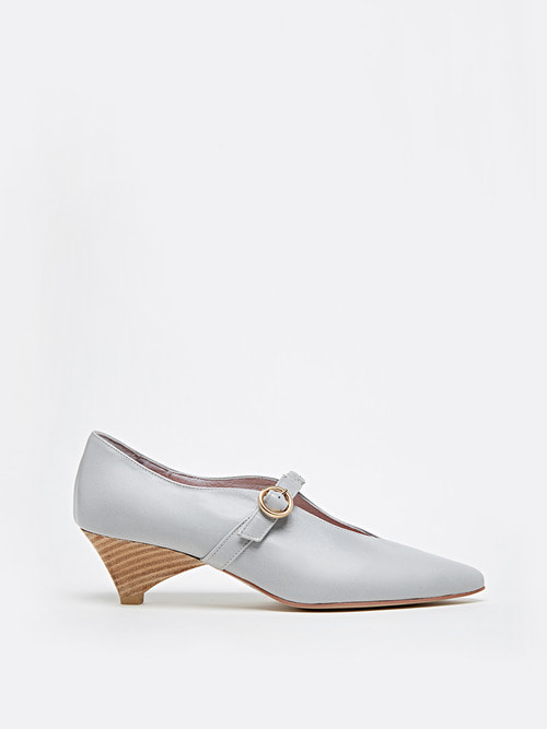 JULIA HEELS (Light grey)