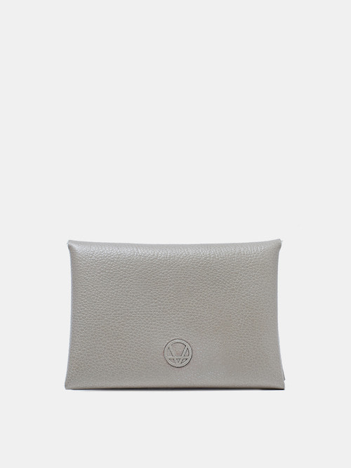MULTI CARD WALLET (Embo Mint Grey)