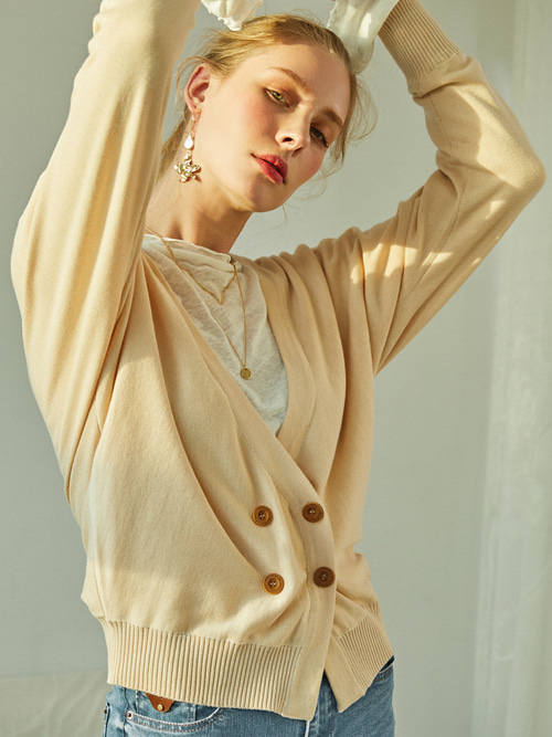 BREEZE CARDIGAN (IVORY)