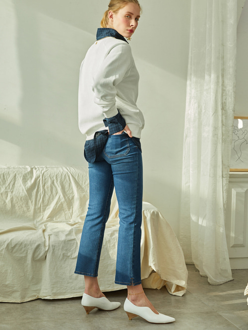 [오픈 준비중] SOFT DENIM (DARK BLUE)
